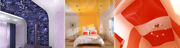 Graphic walls and ceiling №10